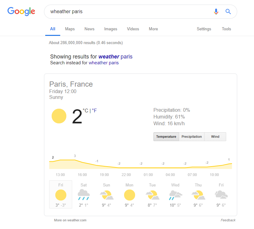 google-search-tip-paris-weather_cdlancer